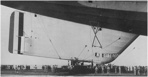 Летающие авианосцы серии ZRS «Акрон» и «Мейкон». Часть I