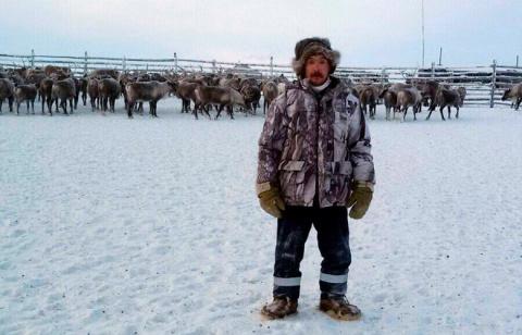 Якутский оленевод выживал в …