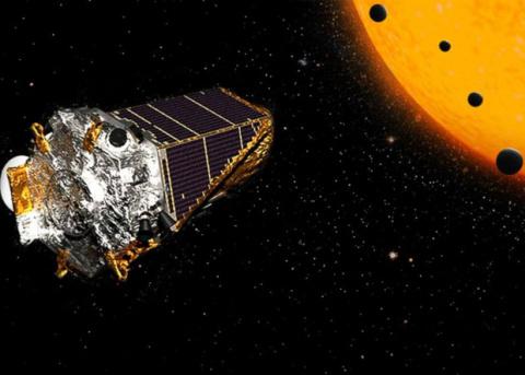 «Кеплер» нашел «сестру» Солнечной системы