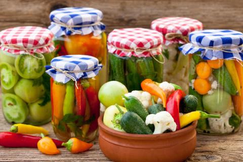Соленья — 15 оригинальных рецептов!
