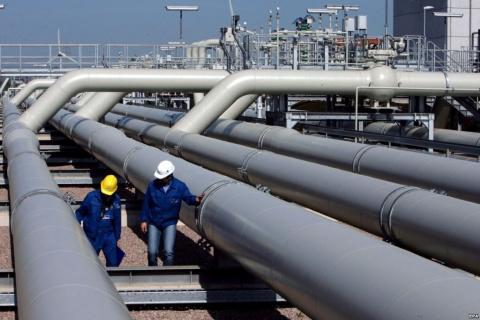Газпром начинает переговоры …