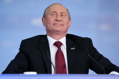 Россияне хотели бы видеть Пу…