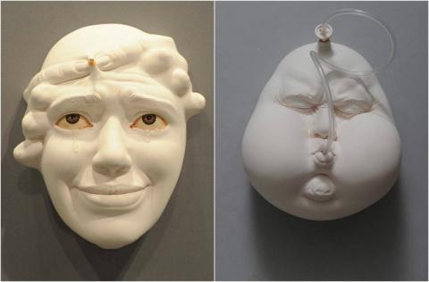 20 неординарных скульптур, которые ярко передают эмоции человека