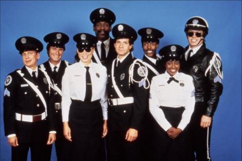 Любимые актеры «Полицейской академии» 32 года спустя