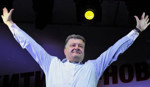 Президент Порошенко победил …