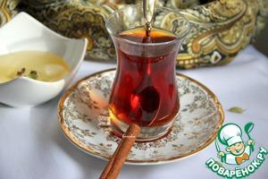 """Безалкогольные напитки. Оживляющий чайный напиток """"Восточная сказка"""""""