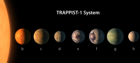 Удивительное открытие NASA: …