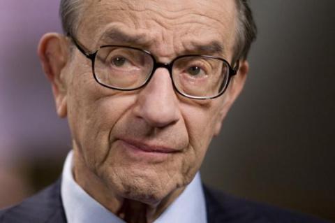 Алан Гринспен и золотой стандарт!
