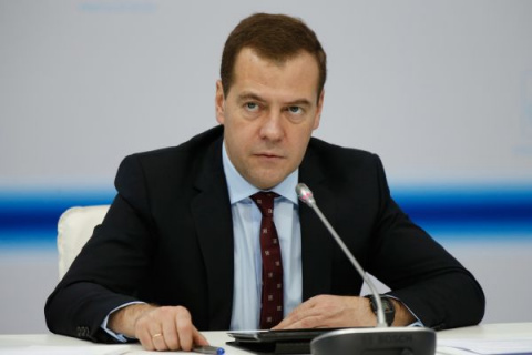 Медведев: РФ не отменит эмба…