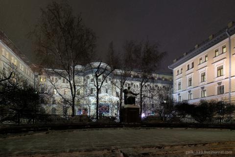 «Зимние грёзы» в Московской …