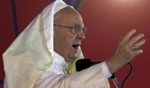 Решение найдено: Папа римски…