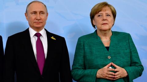 Если Меркель можно править в…