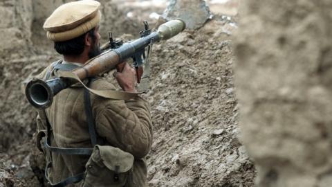 Более 20 боевиков «Талибана»…
