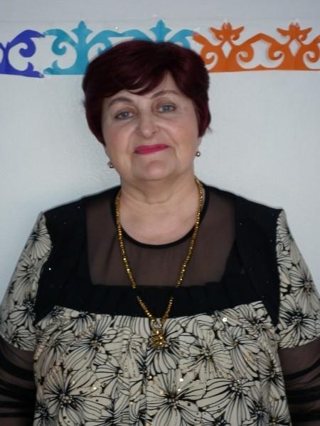Вера Бердюгина