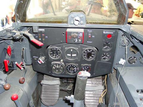 Мессершмитт Ме.163 – ракетный истребитель-перехватчик
