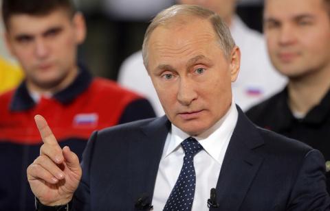 Путин рассказал о мечте, о тестах на алкоголь и посоветовал не забывать о личной жизни