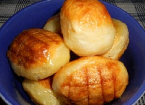 Готовим примороженный картофель
