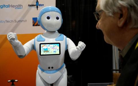 Самые сногсшибательные новинки Международной выставки потребительской электроники
