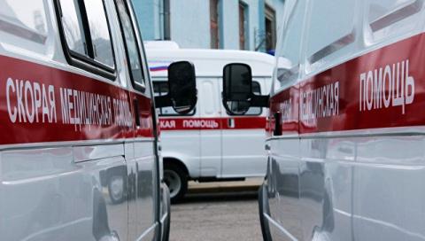 В Красноярске загорелся дом …