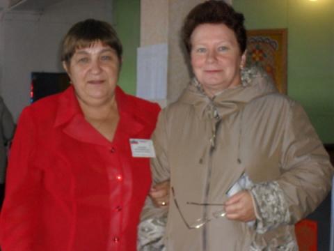 Наталья Горностаева