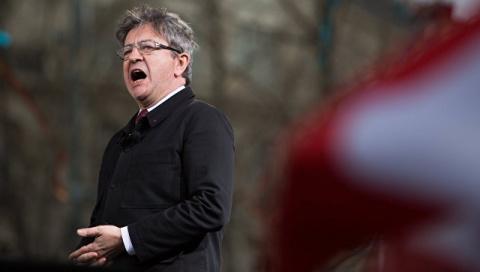 Выборы во Франции: Кандидат в лидеры Меланшон намерен предложить выход страны из НАТО