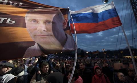 Россия и силовая политика