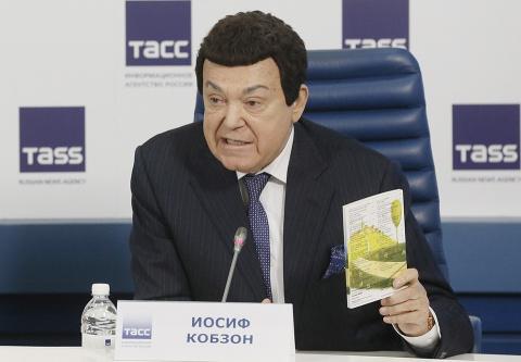 Кобзон в резкой форме раскритиковал участие Самойловой в «Евровидении»