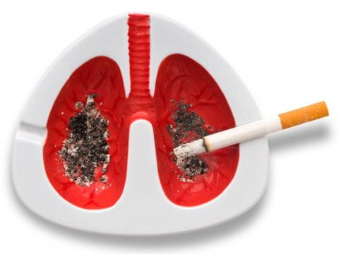 Бросайте курить!)