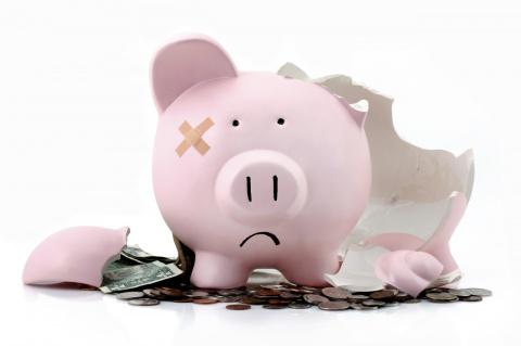 Дефицит бюджета сжигает Резе…