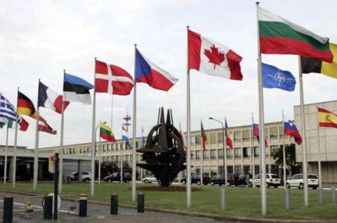 Как в НАТО Эстонию ободряли