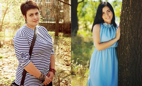 Как реально похудеть: история Дарьи Кононовой, избавившейся от 28 килограммов
