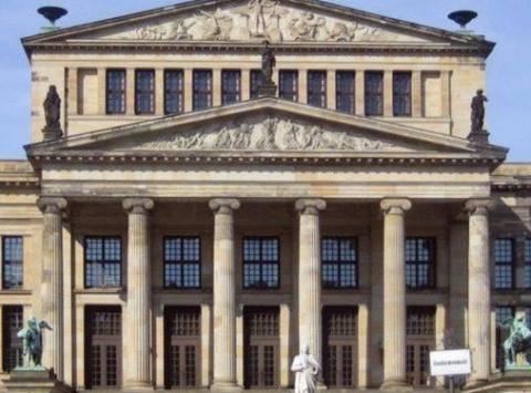 Порно театр в берлине