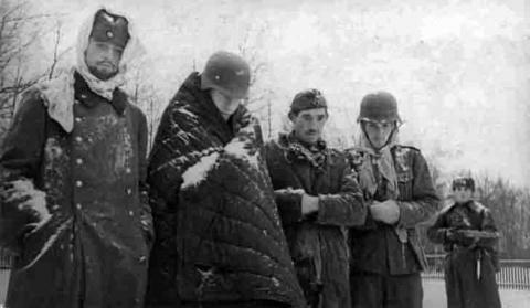Записки солдата вермахта — о…