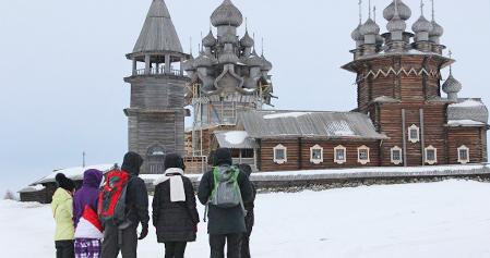 Кижи зимой: купить тур на заповедный остров можно уже сегодня