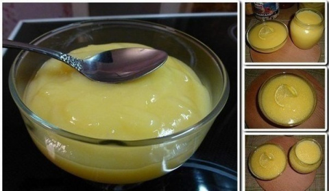 ДЕСЕРТНЫЙ ВИХРЬ. Вкуснейший лимонный крем