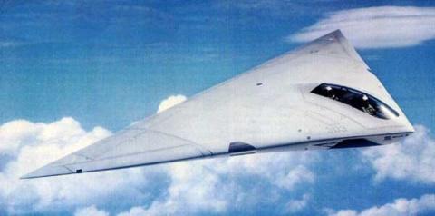 Самый скандальный распил Пентагона: проект A-12 Avenger