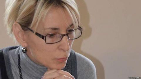 Бежавшая на Украину крымчанк…