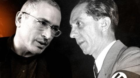 Ходорковский объявил войну России