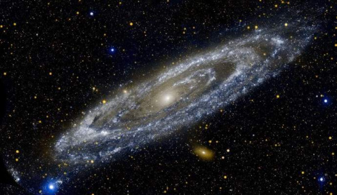 Неведомая сила высасывает из галактик жизнь