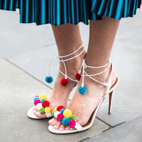 Словарь летней обуви: что такое д'орсэ, флип-флоп и слингбэк?