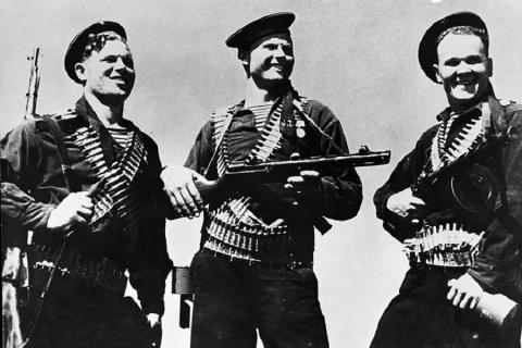 Советская Армия глазами фашистского генералитета
