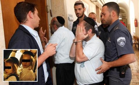 Кошмар в тель-авивской школе…