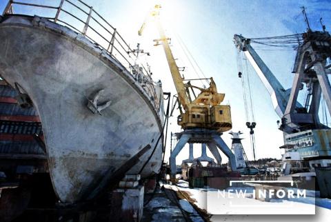 Ударное судостроение РФ: нов…