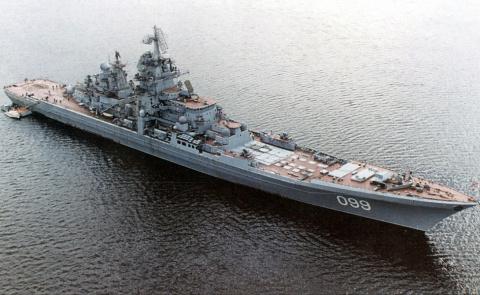 Главные боевые корабли мира