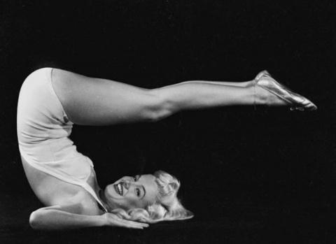 Мэрилин-йога