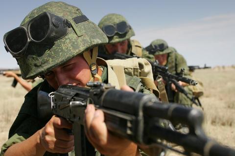 Министерство обороны продолжает совершенствовать вооруженные силы РФ