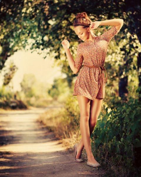 Сногсшибательные красотки и красивые фотографии