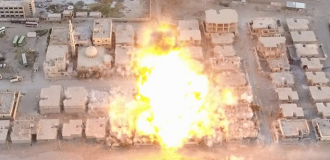 Джихад-мобиль атаковал курдс…
