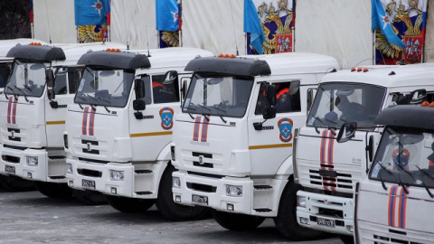 В Донбасс направлен 63-й гум…