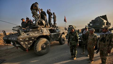 Битва за Мосул: десятки погибших иракцев, США просят помощи у России